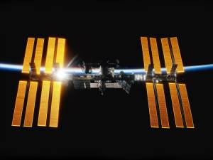 Reality show Democratization of space travelogues with NASA