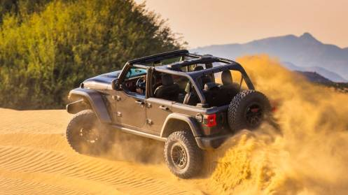 2021 Jeep Wrangler Rubicon 392 Tugs at Heartstrings, Strains Neck Muscles -  Forbes Wheels