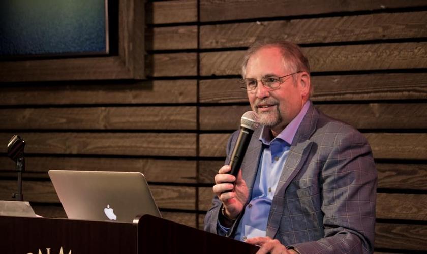 Autor e pastor Mark Biltz fala sobre a importância das festas bíblicas. (Foto: El Shaddai Ministries)