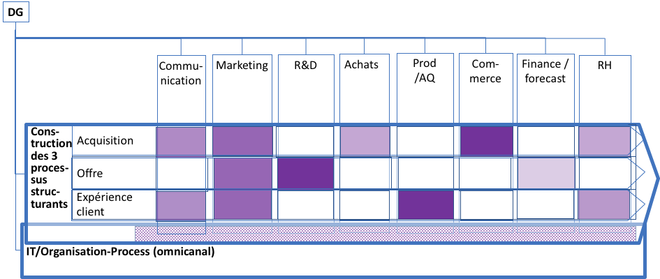 process organisation