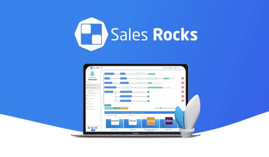 présentation Sales.rock