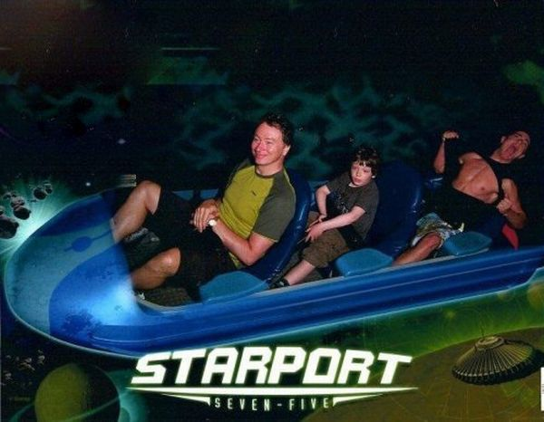 People From Roller Coasters ThumbPress 23 Winners and Losers from Roller Coasters (62 Pics)