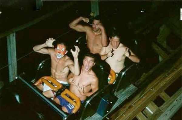 People From Roller Coasters ThumbPress 30 Winners and Losers from Roller Coasters (62 Pics)