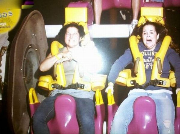 People From Roller Coasters ThumbPress 43 Winners and Losers from Roller Coasters (62 Pics)