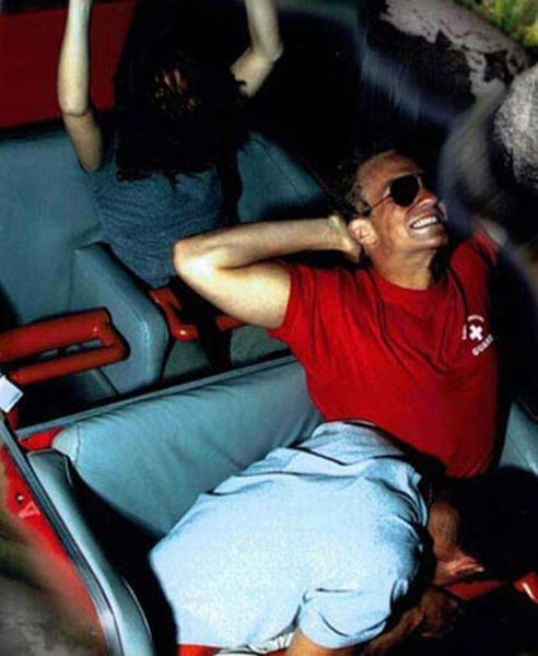 People From Roller Coasters ThumbPress 44 Winners and Losers from Roller Coasters (62 Pics)