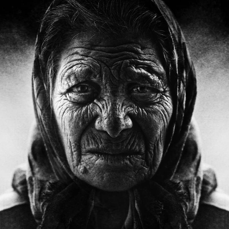 homeless black and white portraits lee jeffries 4 25 Incredibly Detailed Black And White Portraits of the Homeless by Lee Jeffries
