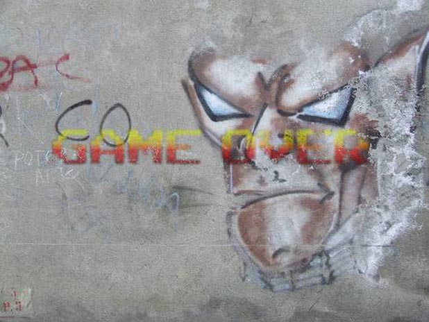 Geeky Graffiti 15 50 Geeky Street Art Pieces Brimming With Awesomeness
