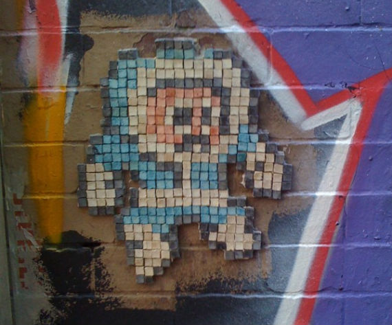 Geeky Graffiti 24 50 Geeky Street Art Pieces Brimming With Awesomeness
