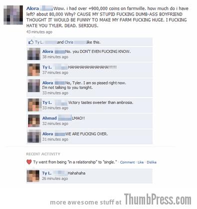 Facebook Fail 14 When Facebook Users Go Full Retard! (18 Pics)