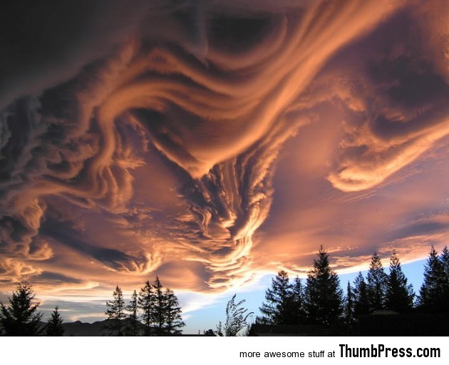 Amazing cloud formations 5 630x512 Amazing Nimbus: 25 Breathtaking Photographs of Beautiful Cloud Formation