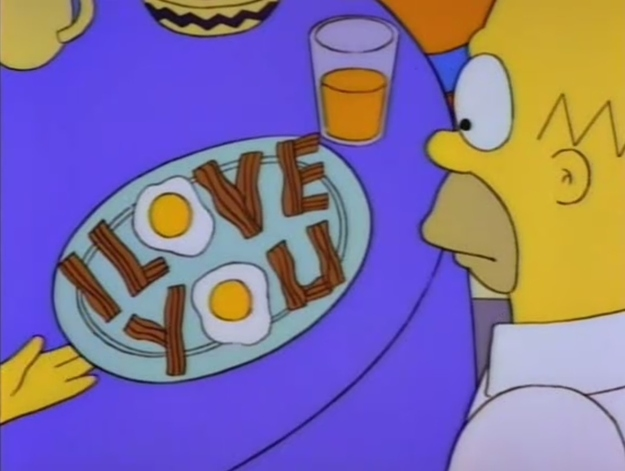 Image result for simpson love