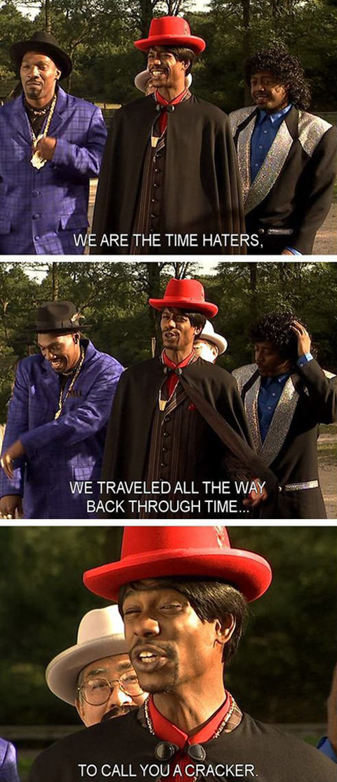 Time haters