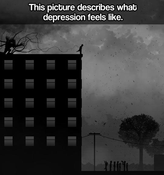 Falling Money Live Wallpaper What Depression Feels Like