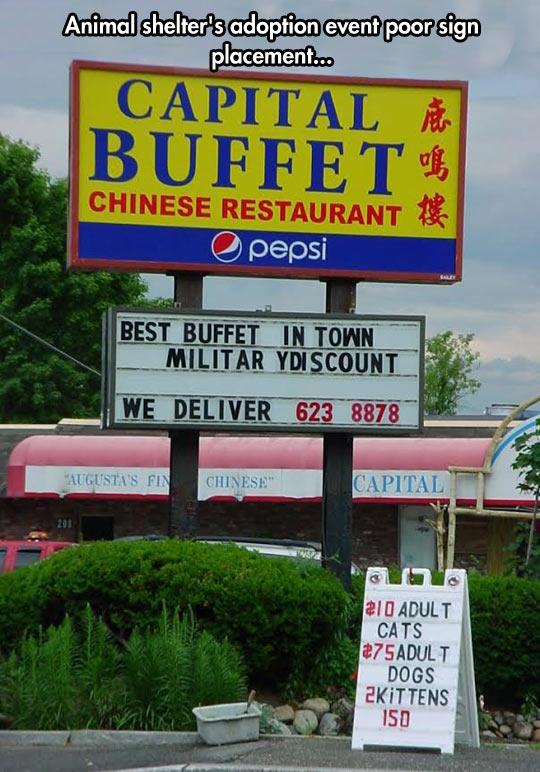 Chinese Buffet Around Me