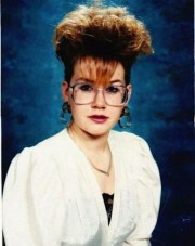 crazy 80s hairstyles totally