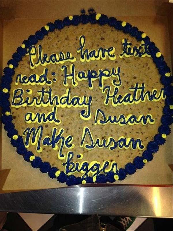 Hilariously Hideous Cake Fails 19 Pics