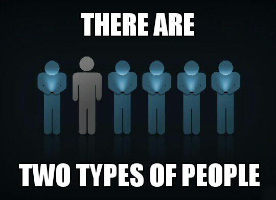 People And Their Phones