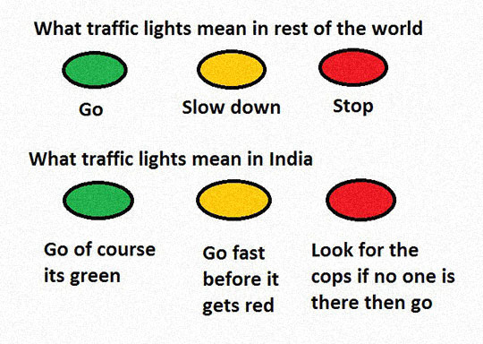 Red Light Bulb Meaning