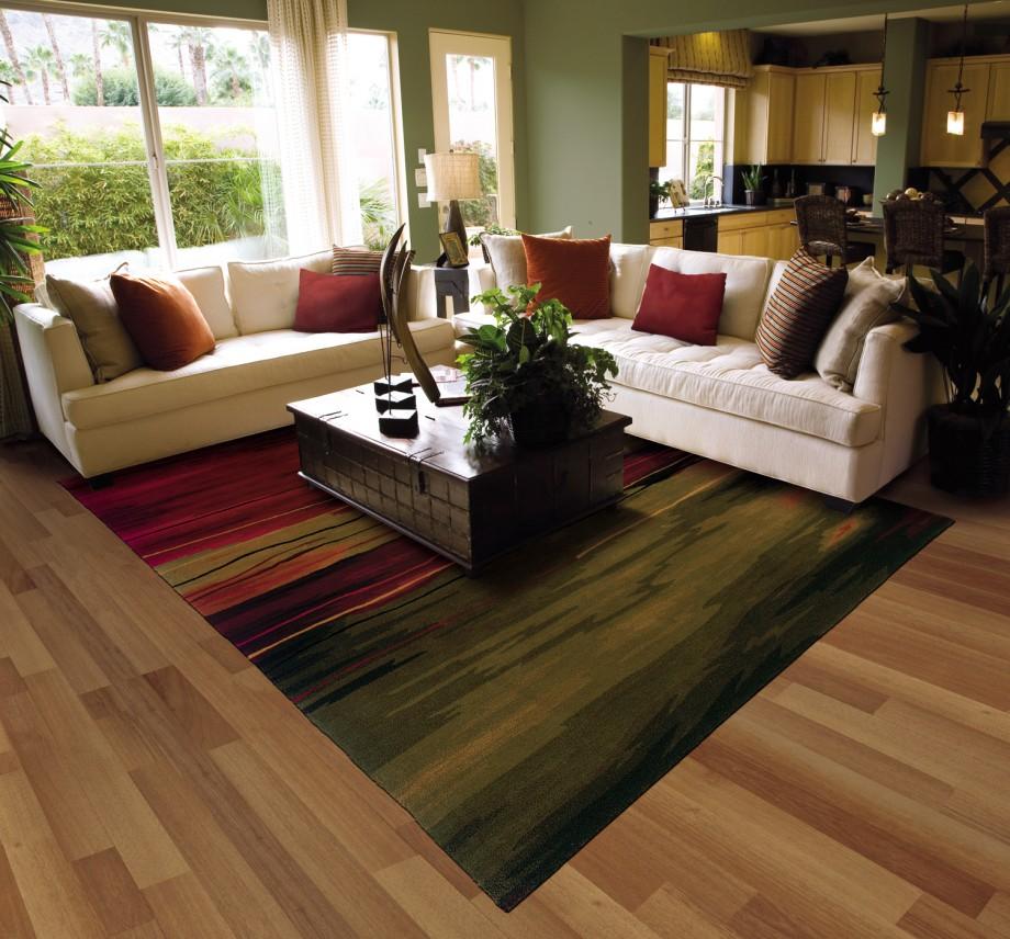 carpets  thumbprinted