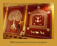 The World Of Warli Art | thumbprinted