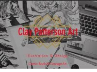 Clay Patterson Art