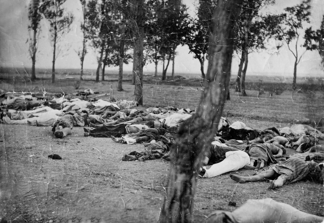 One Photographers Personal Endeavor to Track Down Survivors of the Armenian Genocide 100 Years
