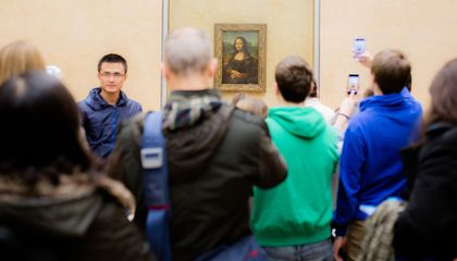 To See the Louvre's Blockbuster da Vinci Exhibition, You'll Need an Advance Ticket