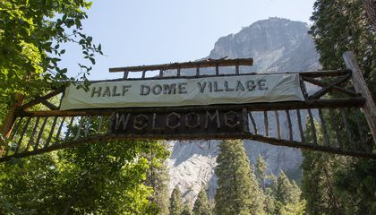 Yosemite Gets Its Historic Place Names Back