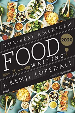 Preview thumbnail for 'The Best American Food Writing 2020