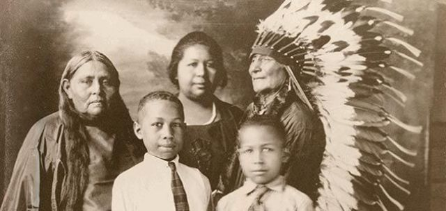 An Ancestry of African-Native Americans | History | Smithsonian Magazine