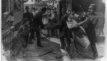 How New York Separated Immigrant Families in the Smallpox Outbreak of 1901