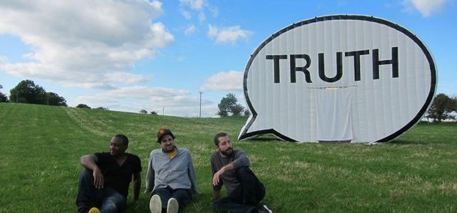 A Truth-Seeking Art Project Comes to D.C.
