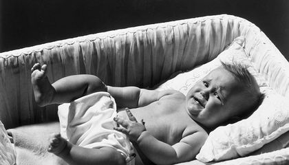 A History of Cribs and Other Brilliant and Bizarre Inventions for Getting Babies to Sleep