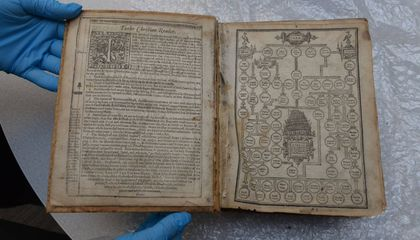 17th-Century Bible Stolen From Pittsburgh Library Recovered in the Netherlands