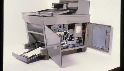 How Xerox's Intellectual Property Prevented Anyone From Copying Its Copiers
