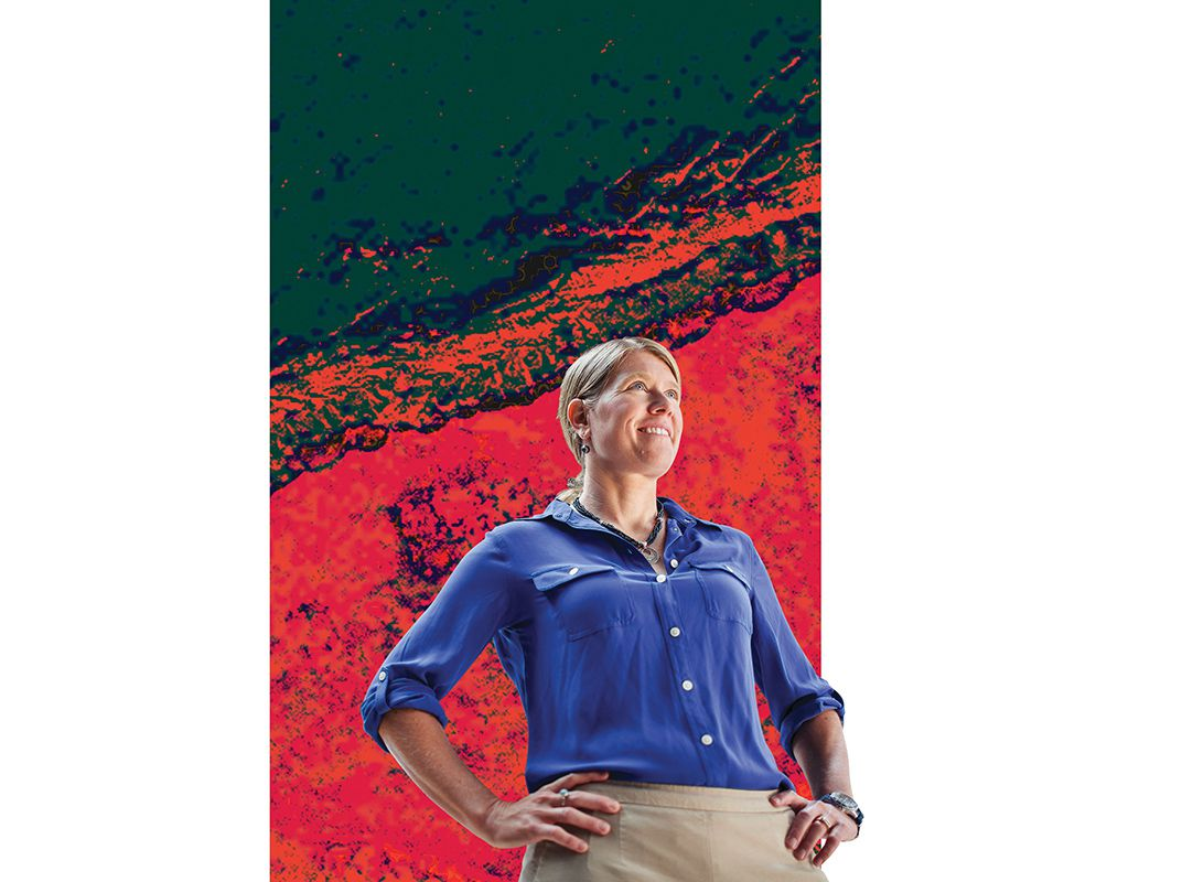 Space Archaeologist Sarah Parcak Uses Satellites To Uncover
