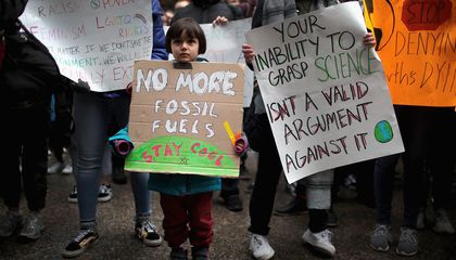 How Do You Educate Climate Change Skeptics? Empower Their Kids to Teach Them