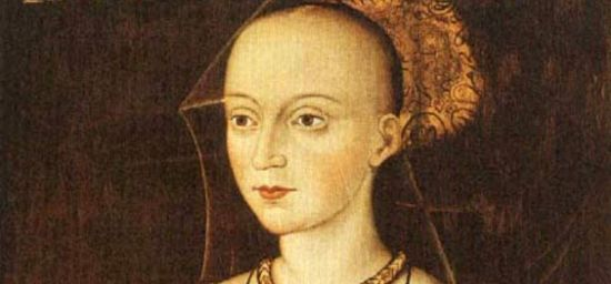 Did England's 'White Queen' Die of the Plague?