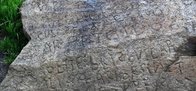 Town Is Offers $2,250 to Decipher Inscription