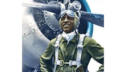 Granville Coggs Fought Racism in the Military as a Tuskegee Airman