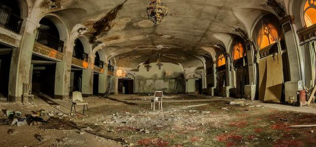 A New Book Explores Abandoned Places in Texas
