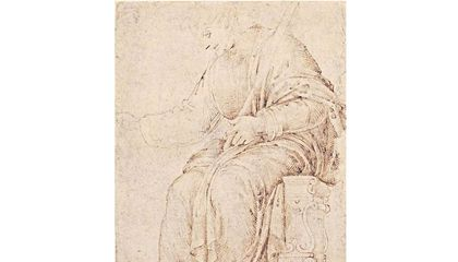 Art Historian Says He Has Identified the Earliest Known Michelangelo Drawing