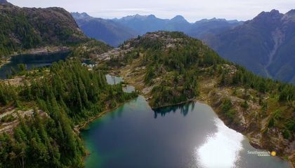 The Glaciers of Vancouver Island May Disappear Within Our Lifetime