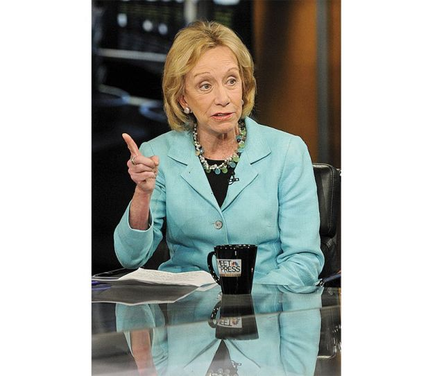 Lincoln Is Partly Based Off Team Of Rivals The Political Genius Of Abraham Lincoln By Doris Kearns Goodwin Shown Here As A Guest On Meet The Press