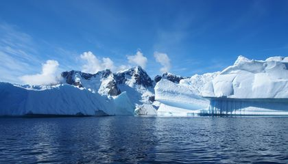 Antarctica's Ice Loss Has Reached 250 Billion Tons Per Year