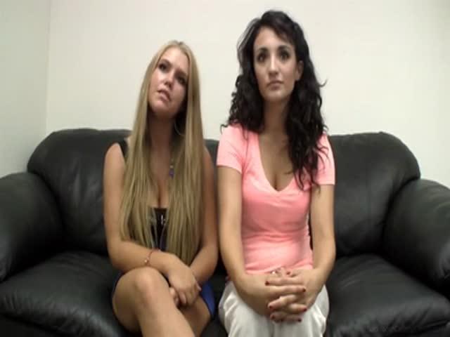 Amateur Casting Robyn And Tonya At HomeMoviesTube Com