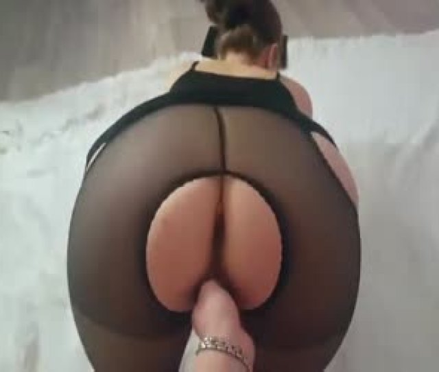 Big Booty Girl Buttplugged Horny And Ready To Fuck