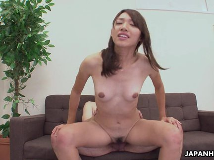 Asian sweet heart getting her pussy doggy sty_12