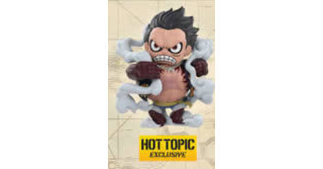 ⏲ this pop will be coming out very soon! Monkey. D. Luffy utilizing Gear Fourth - Mystery Minis One ...