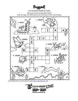 Winter Crossword Puzzle Copyright Family Fun Shop PDF